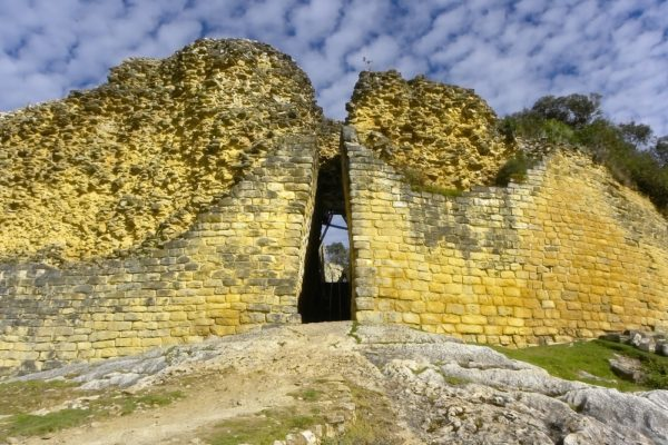 Kuelap Fortress -Chachapoyya Civilization