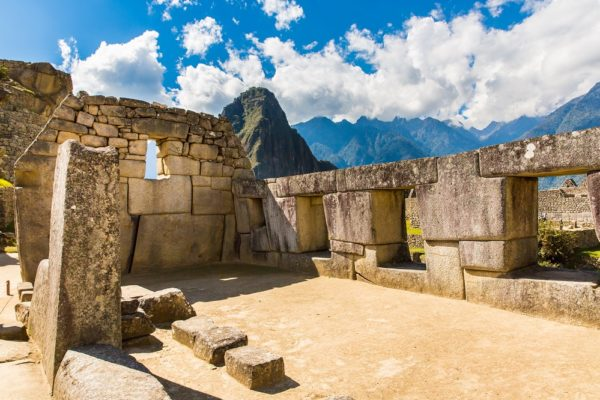 Temple of the Three Windows - Machu Picchu