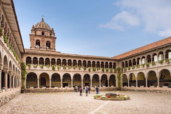 Korikancha, Santo Domingo Convent