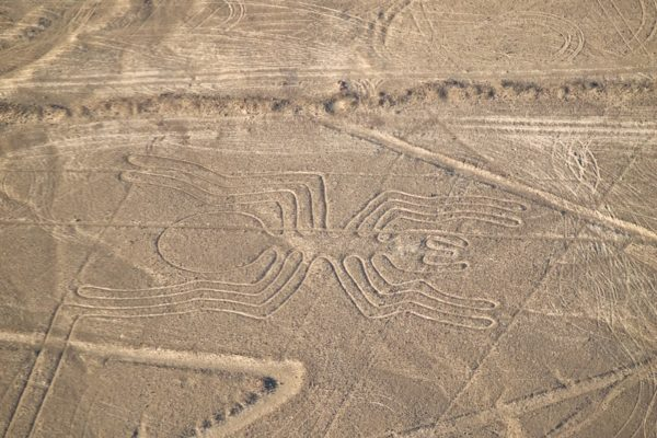 Nazca Lines, South of Lima