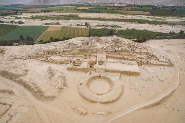 Caral near Lima