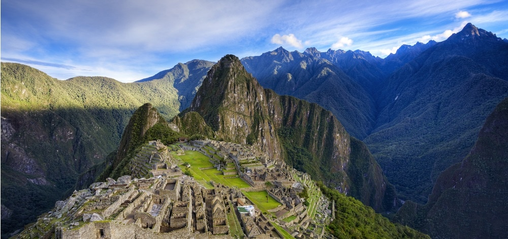 Machu Picchu and Amazon River Cruise