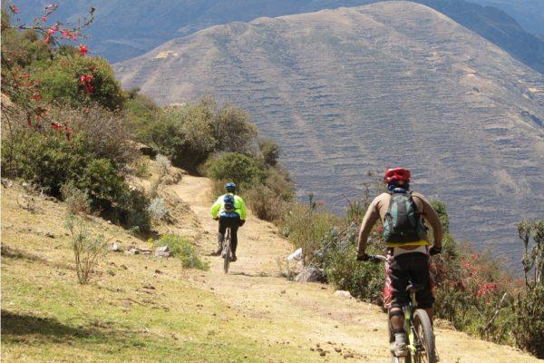 Ollantaytambo Mountain Biking