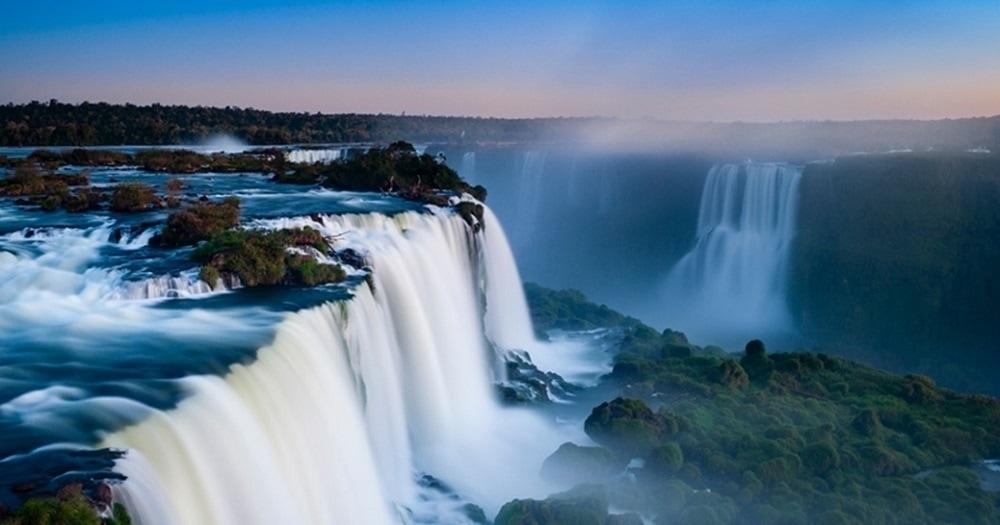 Water Fall - Iguazu Falls