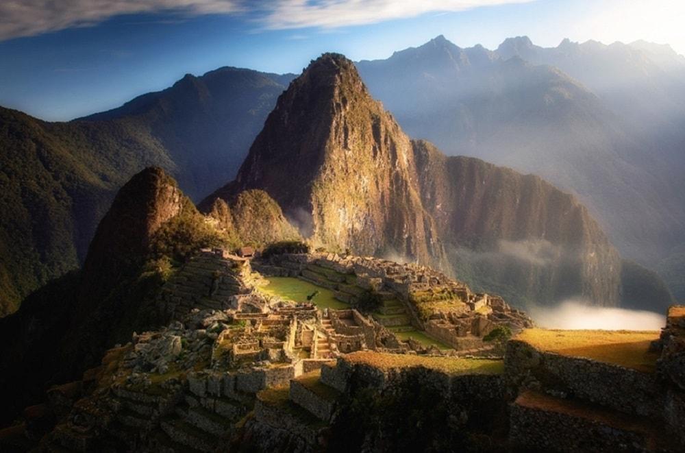 Machu Picchu Mystical Picture