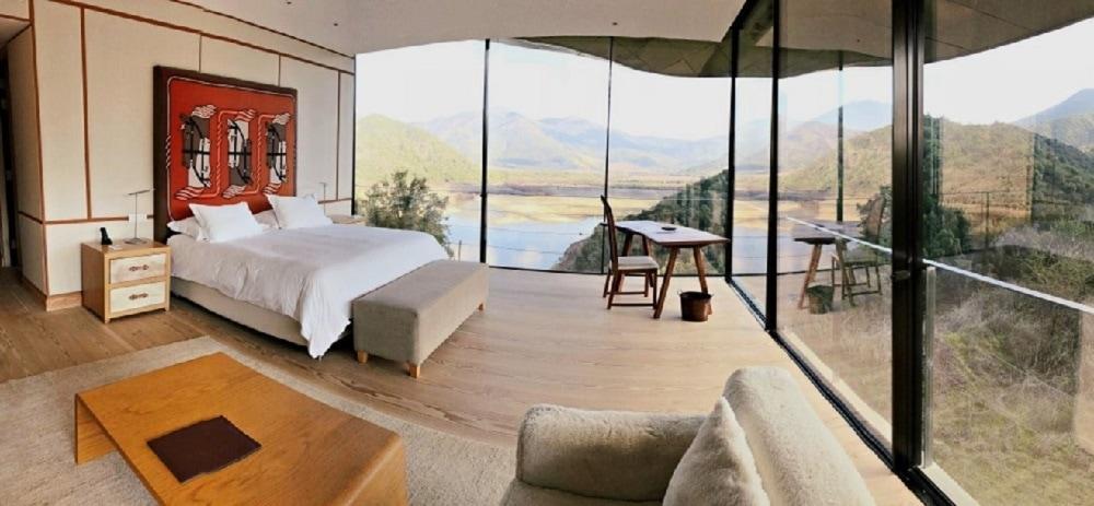 Hotel Room at Vik Chile