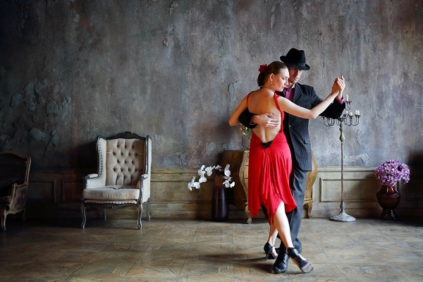 Argentine National Dance - The Tango