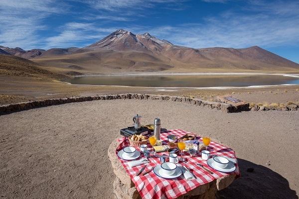 Awasi Atacama - Breakfast with a View