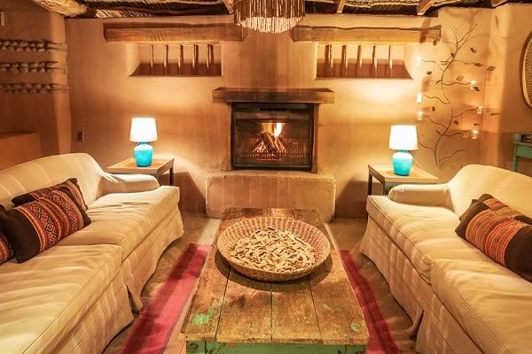 Awasi Atacama - Lobby Lounge