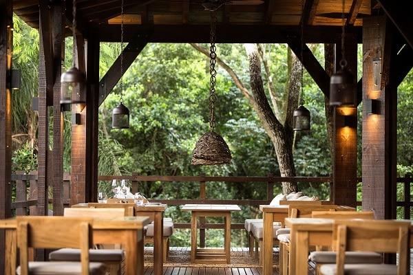 Awasi Hotel Iguazu - Main Terrace