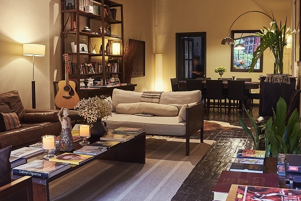 Be Jardin Escondido Hotel - Lounge
