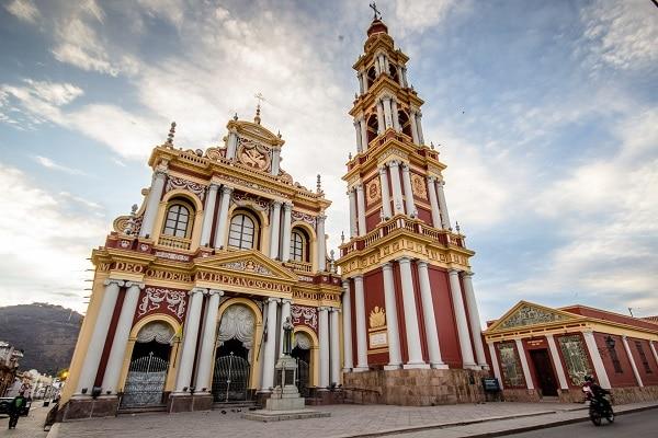 Catedral de Francisco - Salta