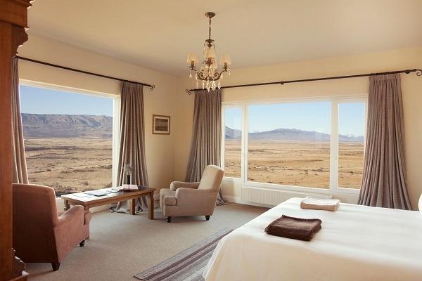 EOLO Patagonia - Corner Room
