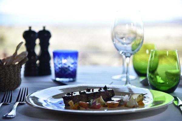 EOLO Patagonia - Cuisine