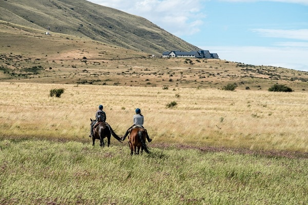 EOLO Patagonia - Optional Horse Riding