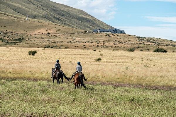 EOLO Patagonia - Horseback Riding