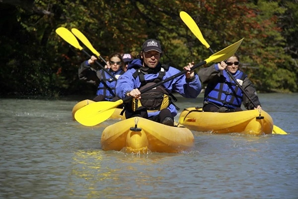 El Chalten - Kayaking
