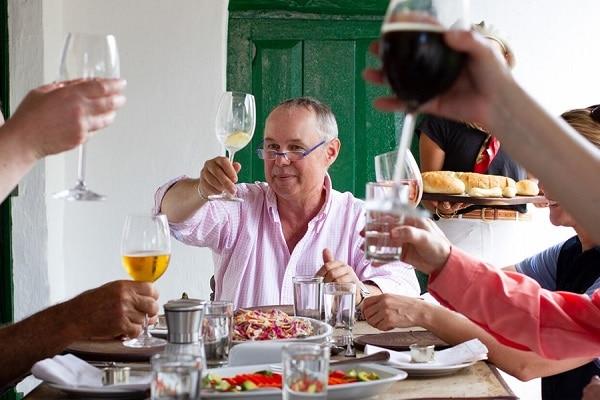 Estancia Los Potreros - Dining