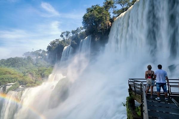 Experience the Power - Iguazu Falls