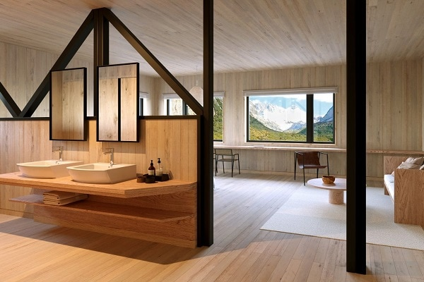 Explora Lodge Patagonia - Suite