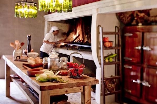 House of Jasmines - Kitchen