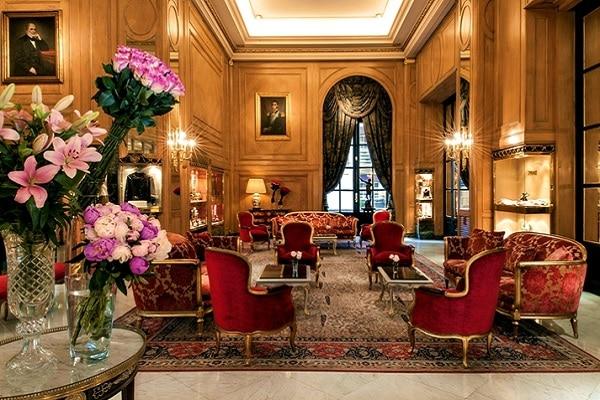 Lobby Alvear Palace Hotel Buenos Aires © Alvear Hotels