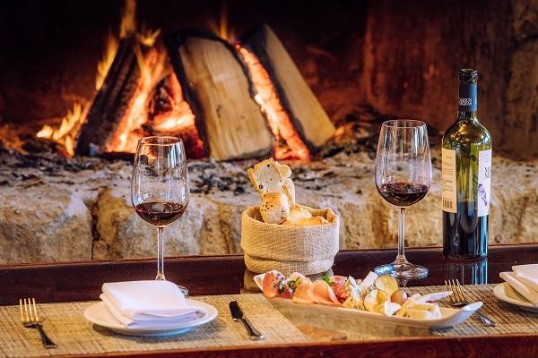 Los Cauquenes Resort and Spa - Wine Bar