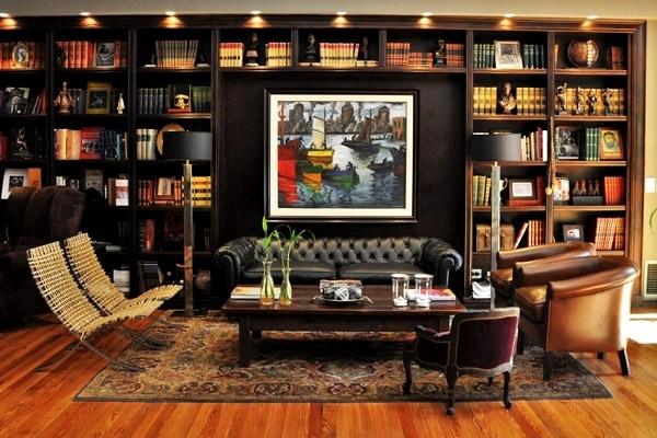 Lounge - Legado Mitico Buenos Aires