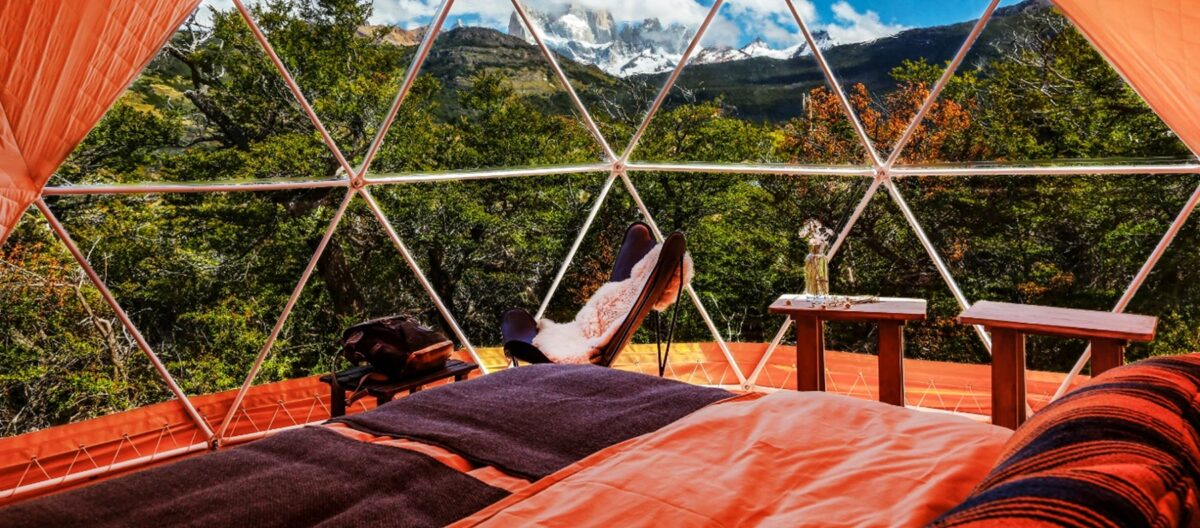 Argentine Patagonia: Escape to the Wilds of Chaltén Glamping