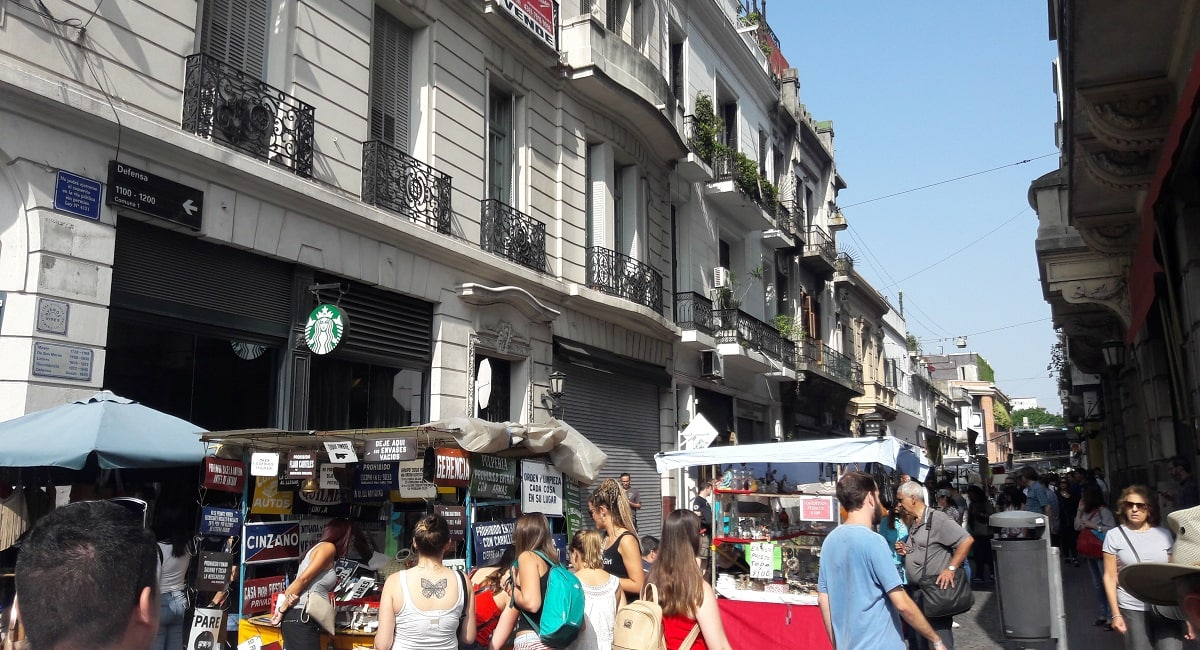San Temlo Fair - Buenos Aires,