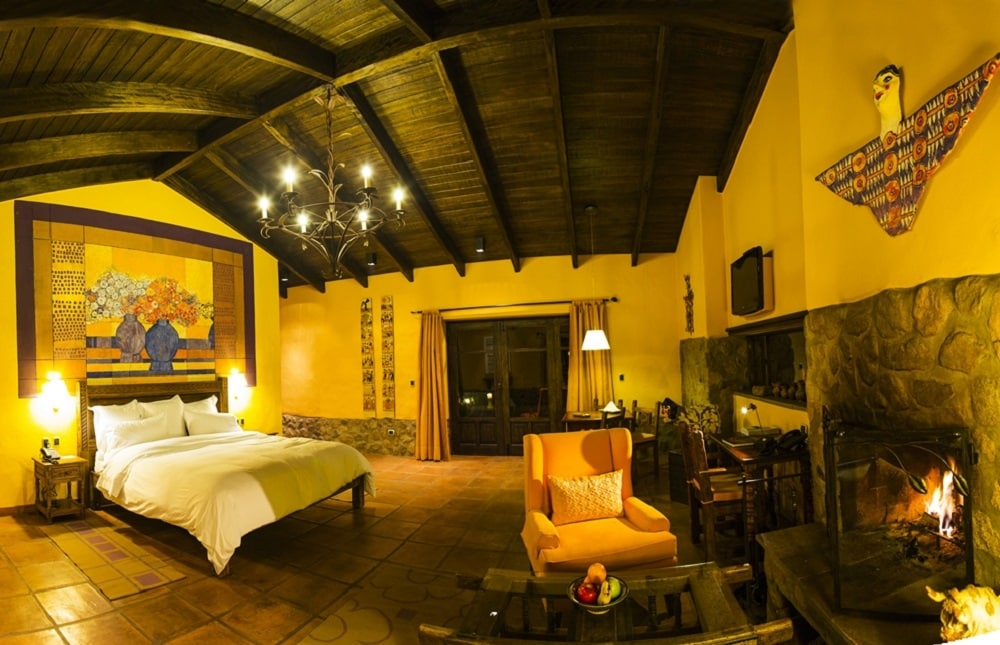 Premium Casita Room, Andean Style Decor