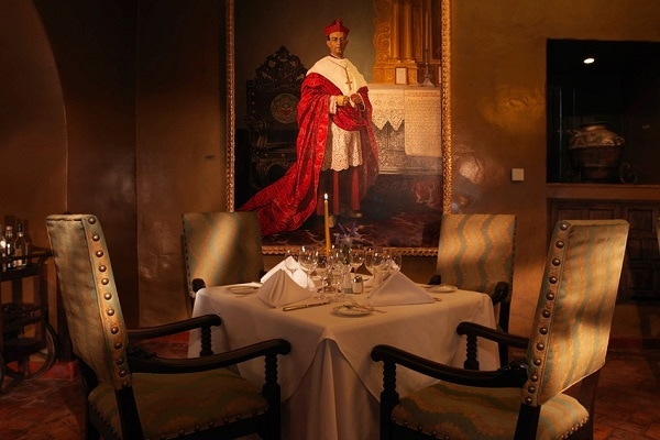 El Tupay Restaurant - Belmond Monasterio Hotel
