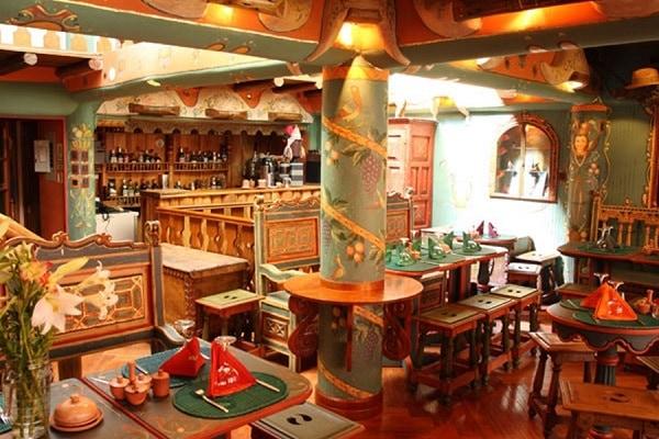 Indio Feliz Restaurant - French - Peruvian Fusion