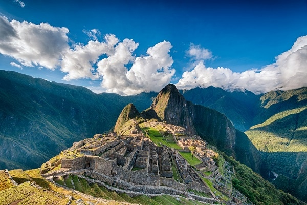 Machu Picchu - UNESCO World Heritage Site