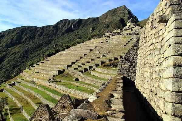 Agricultural Terraces - Machu Picchu