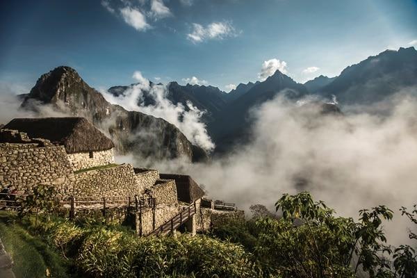 Mysitcal Machu Picchu