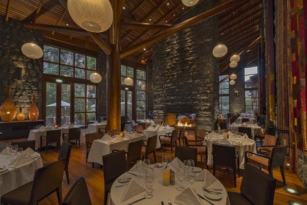 Tambo del Inka Hotel - Haiwa Restaurant