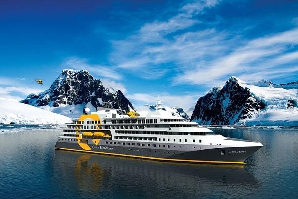 The Ultramarine Polar Class Vessel