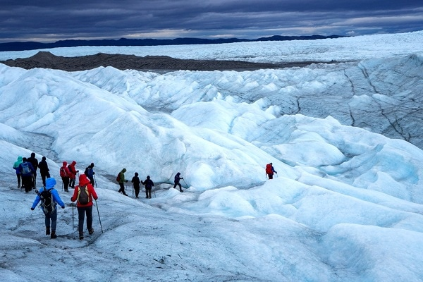 Antarctic Short Hike