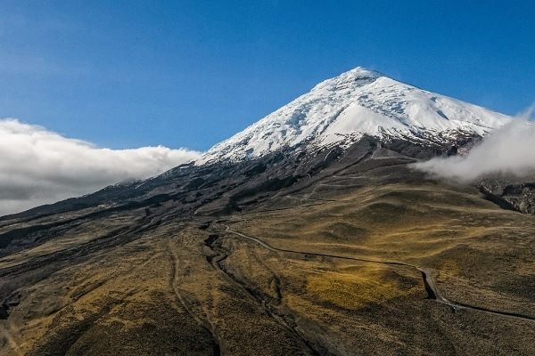 Cotapaxi by Helicopter Ride