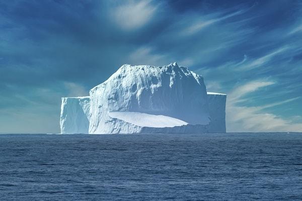 Drake Passage Iceberg