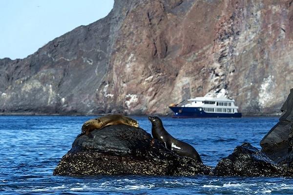 Luxury Galapagos Cruise Origin Yacht
