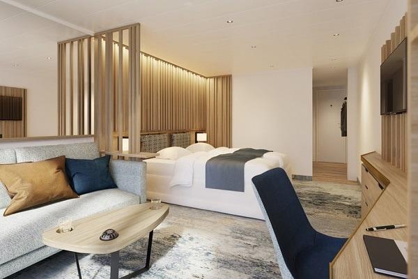 Ultramarine - Balcony Suite